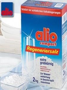 PHẦN MỀM Muối rửa bát alio compact – hàng nhập khẩu chính hãng từ CHLB Đức